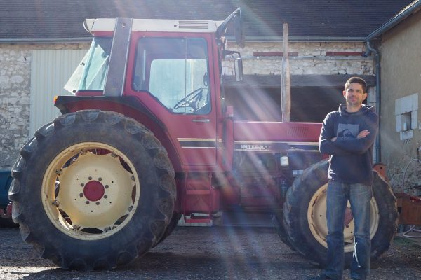 David Forge, YouTubeur agricole